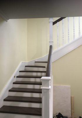 Rustikálne schody